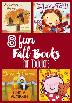8 Fun Fall Books for