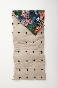 Florabunda Sleeping Bag | Anthropologie.eu