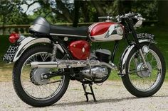 Bsa Bantam D14 Sports 175cc