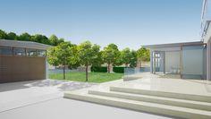 #Exterior, #Architecture, #Extension, #Garden,