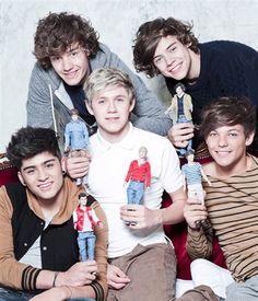 Les photos des One Direction lorsqu'ils étaient enfants