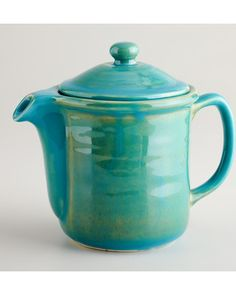 Both functional and stylish, this teapot has got it all!