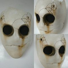 Jitters - Resin Mask by burgerstrings on DeviantArt