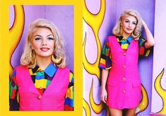 ONE YEAR ON Photography & Styling: Helena Lester-Card Hair & Make-up: Rebecca Herniman Model: Lillie-Mae Ruttle