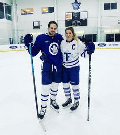 what is hockey? Hockey Rules, Women's Hockey, Hockey Stuff, Hockey Girls, Field Hockey, Toronto Maple Leafs Wallpaper, Mitch Marner, Maple Leafs Hockey, Hockey Pictures