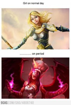 league of legends players will know this