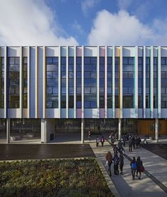 Walters & Cohen Completes £30m School in Somers Town