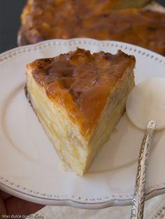 Blog culinario con recetas prácticas y sencillas y más dulces que saladas