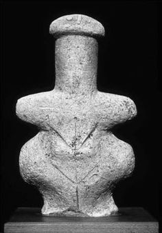 "archaicwonder: ""Cursed Ancient Statue: The Goddess of Death, c. 3500 BC This curious limestone statue was unearthed at Lemb (Lempa), Cyprus in It has earned the nickname 'Goddess of Death' but its actual name is the 'Women from Lemb'. Spooky Stories, Ghost Stories, Bizarre Stories, Fertility Statue, Cursed Objects, Haunted Objects, Creepy History, Ghost Hauntings, Ancient Goddesses"