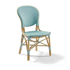 Set of Two Paris Bistro Side Chairs | Design with confidence at www.bluGloss.com