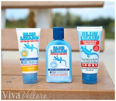 Blue Lizard Sunscreen Review and Giveaway - TWO winners! - Viva Veltoro