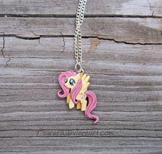 My Little Pony Friendship Is Magic Fluttershy by CreativeTsurera