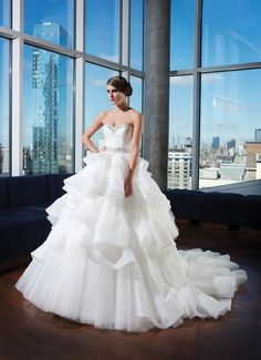 Justin Alexander Signature Collection 9741 • 20 of the best ballgown wedding dresses
