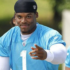 Cam Newton looking for more Carolina Panther wins