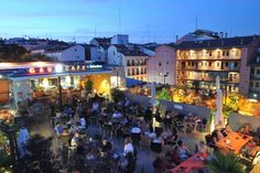 Madrid's Best Rooftop Bars, Gau&Café, on top of the UNED university