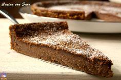 torta alla nutella - ricetta golosa /CUCINA CON SARA