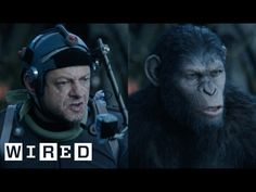 Dawn of the Planet of the Apes: Transforming Human Motion-Capture Performances Into Realistic Apes - YouTube