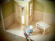miniture house*外観の画像:natural色の生活~handmade家具