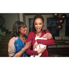 """How Your Favorite Celebrities Celebrated Mother's Day #refinery29  http://www.refinery29.com/2016/05/110282/celebrities-mothers-day-instagrams#slide-20  This year, Tyra Banks didn't just wish her mom a happy Mother's Day. For the first time ever, she got to hear it, too. """"I'm hearing, 'Happy Mother's Day' and I can't believe how lucky I am,"""" she wrote on Instagram. """"Of all the fashionable hats I wear, I love being a #mother the most.""""..."""
