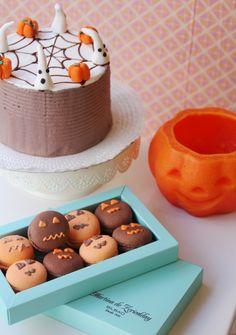Halloween chocolate cake www.facebook.com/martinazuricaldaybilbao