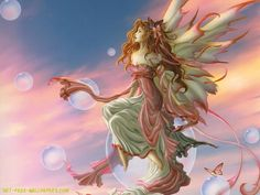 fairy artists gallery   Right click on the wallpaper and select Set As Background from the ...