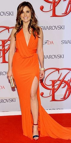 Sophia Bush may have been the night's best dressed in David Meister Signature at the CFDA Awards!