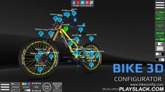 Bike 3D Configurator  Android App - playslack.com , Project Bike 3d Configurator created so that you can build your existing or future bike with modern technology and 3D graphics. Bike customization has never been so quick and easy, change components, experiment with colors, see how suspension works, show your friends, create the bike of your dream. In the future, we see the project as a online shop or service with which you can easily build and then purchase your bike. Also plans to add…