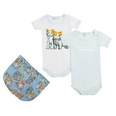 Little Fashion Gallery loves this kit body for baby by Little Paul & Joe!
