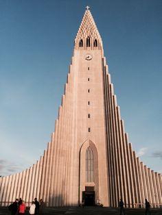 Hallgrímskirkja in Reykjavík, Höfuðborgarsvæðið
