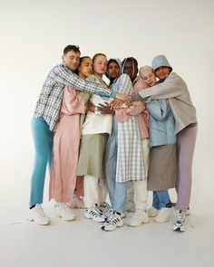 Get an Exclusive Look at the Making of the Naked x adidas Consortium Magmur Runner Group Photography Poses, Group Photo Poses, Fashion Photography, Shooting Photo Studio, Runners Outfit, Mood Images, How To Pose, Photography Branding, Photoshoot Inspiration