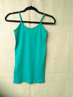 Forest Green Cami