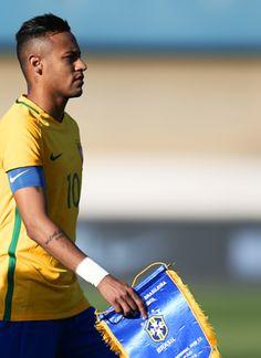 Neymar, the captain