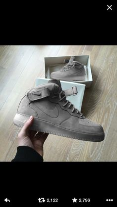 There are 2 tips to buy : shoes ash grey nike nike air force 1 grey sneakers high top sneakers suede sneakers suede grey grey sneakers nike shoes nike air force suede shoes gray nike logo air force grey nike air force 1 high top nike suede grey suede nike sneakers.