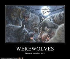 Lycanthrope Motivational by ~strong-1 on deviantART