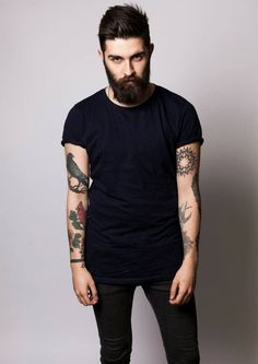 Chris John Millington #beard #bearded #hotguy