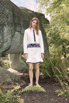 Victoria, Victoria Beckham spring/summer 2016 collection lookbook | Harper's Bazaar
