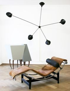 le corbusier m ridienne and int rieurs on pinterest. Black Bedroom Furniture Sets. Home Design Ideas
