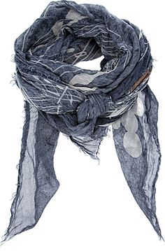 Denim Scarf <3 <3 <3