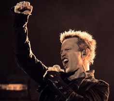 Billy Idol in Concert #Dresden #rome #Hamburg #wien