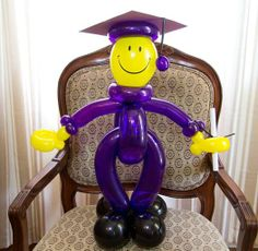 Graduate Graduation Decorations, Balloons, Party Ideas, Fun, Inspiration, Home Decor, Degree Of A Polynomial, Biblical Inspiration, Globes
