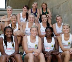 SPAR National Netball Team