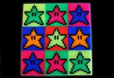 Hama Bead Stars  by Alexandra Jau