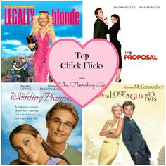 Top Chick Flicks Of My Time http://www.thisflourishinglife.com/2013/01/top-chick-flicks-of-all-my-time.html