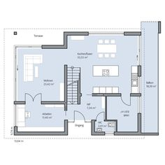 Haus Ohlig – Erdgeschoss