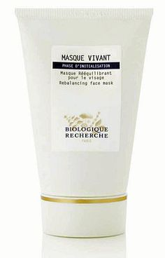Masque Vivant! Great for detoxifying & rebalancing the skin.