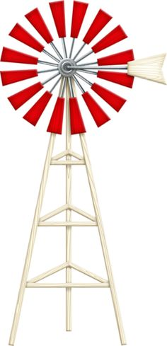 Image result for farm windmill clipart | Handwerk idees ...
