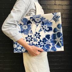 Gloucester Swoosh Jumbo Platter - Her Crochet Pottery Painting, Ceramic Painting, Ceramic Art, China Clay, China Art, Blue Pottery, Ceramic Pottery, Wheel Thrown Pottery, Ceramic Tableware