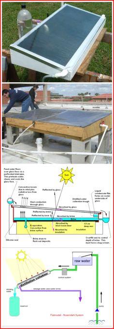 17 meilleures images du tableau Panneau thermique Solar energy - Panneau Solaire Chauffage Maison