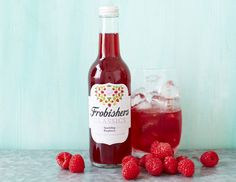 Classics Sparkling Raspberry - Tart summer raspberries transform into this sweet, sparkling treat with a splash of grape juice and a little lemon to lift the berries. Grape Juice, Fruit Juice, Personal Hygiene, Juice Flavors, Variety Of Fruits, Raspberry Tarts, Juice Drinks, Pure Products, Raspberries