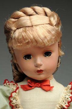 "Early Vintage Madame Alexander Doll...""Meg"" of Little Women ~"